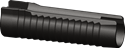 Pump Action Forend Sport 4+1 - 12 GA
