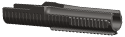Pump Action Forend With Slide Attack 4+1 - 12 GA
